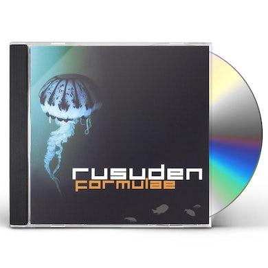 Rusuden WARM HUMAN ANTENNAE CD