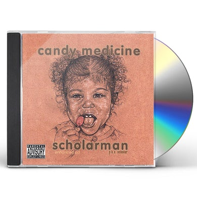 ScholarMan CANDY MEDICINE CD