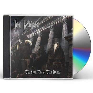 In Vain LITTLE THINGS THAT MATTER CD