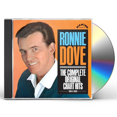 Ronnie Dove COMPLETE ORIGINAL CHART HITS 1964-1969 CD