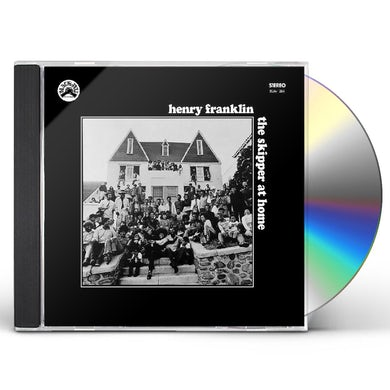 Henry Franklin The Skipper At Home (Remastered Edition) CD