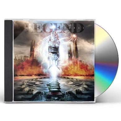 Legend PALE HORSE CD