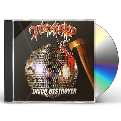 Tankard DISCO DESTROYER CD