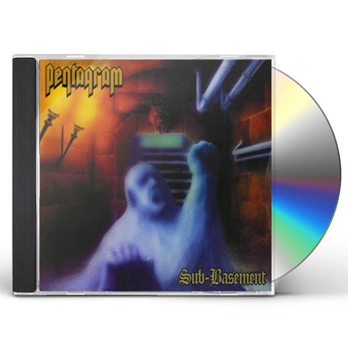Pentagram SUB BASEMENT CD