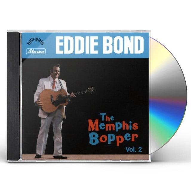 Eddie Bond MEMPHIS BOPPER CD