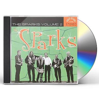 Sparks 2 CD