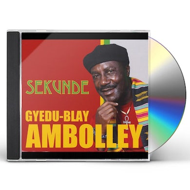 Gyedu-Blay Ambolley SEKUNDE CD