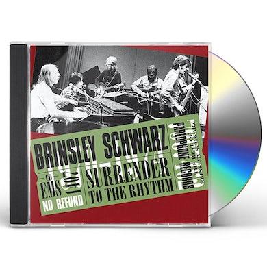 Brinsley Schwarz SURRENDER TO THE RHYTHM CD