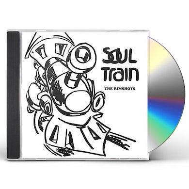 Rimshots SOUL TRAIN CD