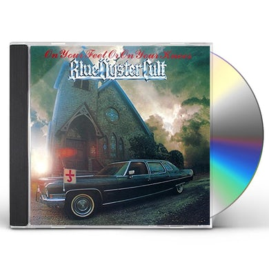 Blue Oyster Cult ON YOUR FEET OR ON YOU CD
