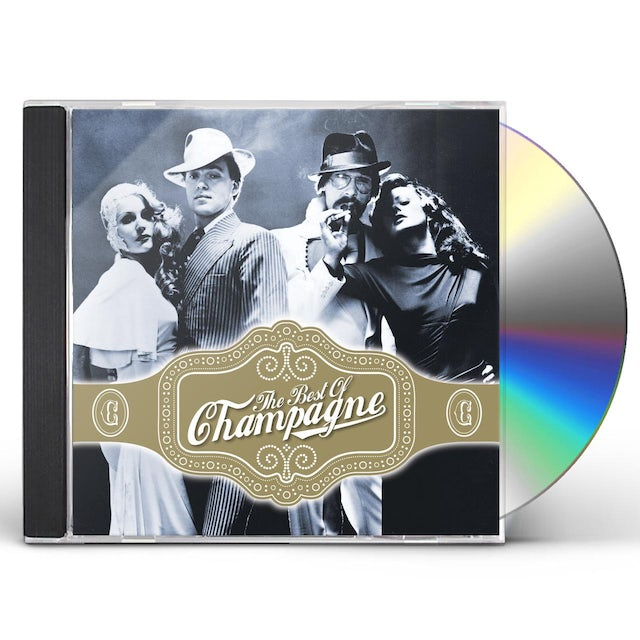 Champagne BEST OF CD