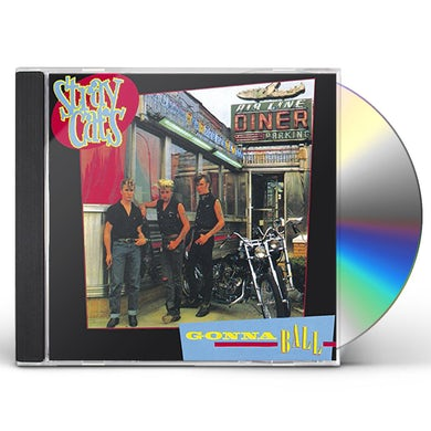 Stray Cats GONNA BALL CD