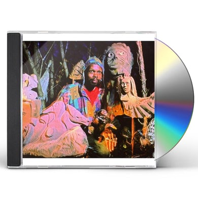 Lonnie Holley JUST BEFORE MUSIC CD