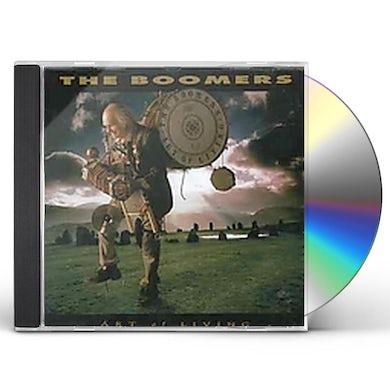 Boomers ART OF LIVING CD