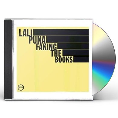 Lali Puna FAKING THE BOOKS CD