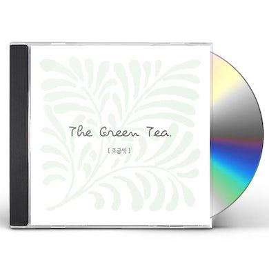 Green Tea (EP) VOL. 1 CD