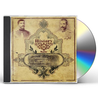 History For Sale CD