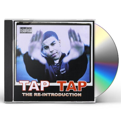 Tap Tap RE-INTRODUCTION CD