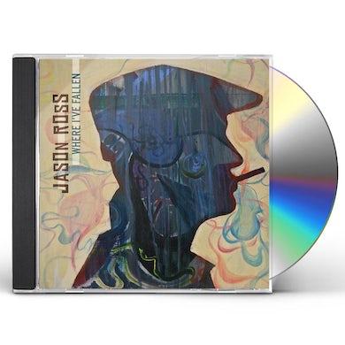 Jason Ross WHERE I'VE FALLEN CD