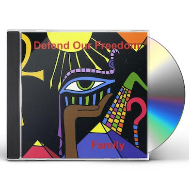 The Family DEFEND OUR FREEDOM CD