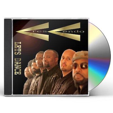 Crescendo LET'S DANCE CD