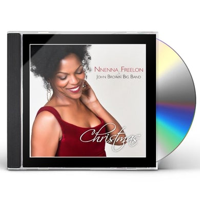 Nnenna Freelon CHRISTMAS CD