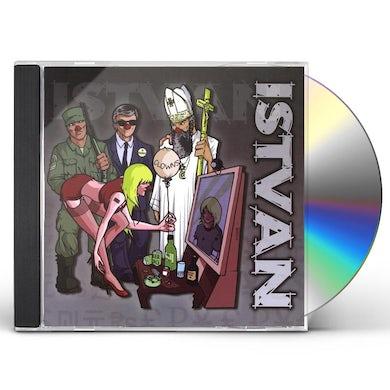 Istvan CLOWNS CD