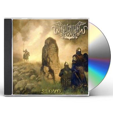 Arkona SLOVO CD
