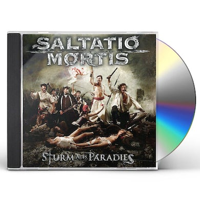Saltatio Mortis STURM AUFS PARADIES CD