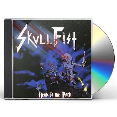Skull Fist HEAD OF THE PACK CD