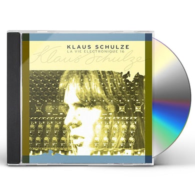 Klaus Schulze LA VIE ELECTRONIQUE 16 CD