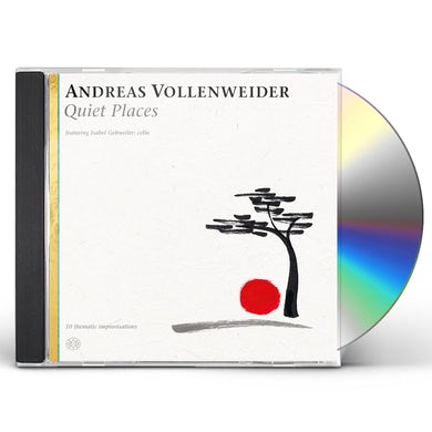 Andrea Vollenweider Quiet Places CD