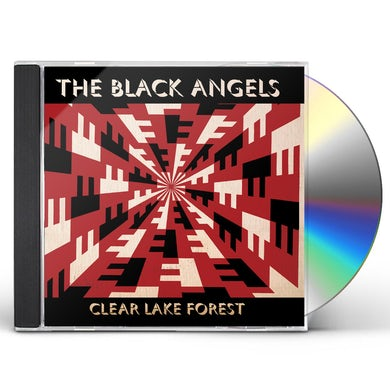 Black Angels CLEAR LAKE FOREST CD