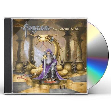 Magnum Serpent Rings CD