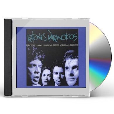 Ratones Paranoicos FIERAS LUNATICAS CD