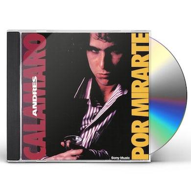 Andres Calamaro POR MIRARTE CD