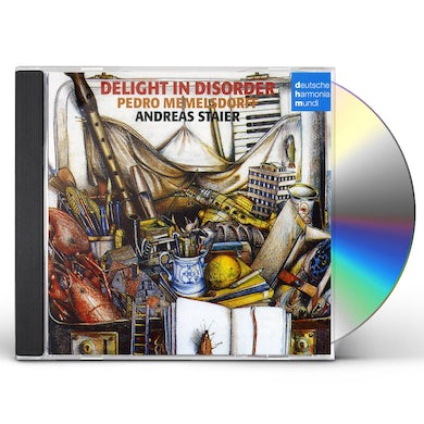 Andreas Staier DELIGHT IN DISORDER CD