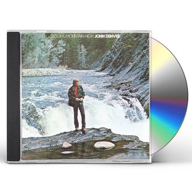 John Denver ROCKY MOUNTAIN HIGH CD