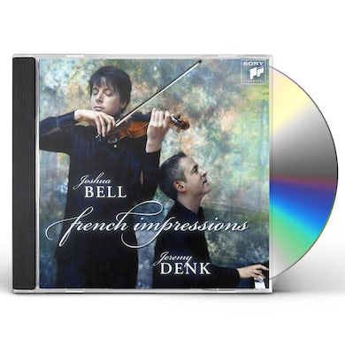 Joshua Bell FRENCH IMPRESSIONS CD
