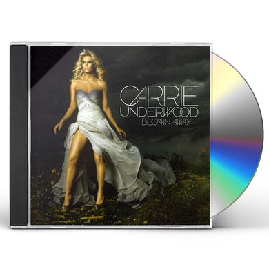 Carrie Underwood BLOWN AWAY: UK SPECIAL EDITION CD