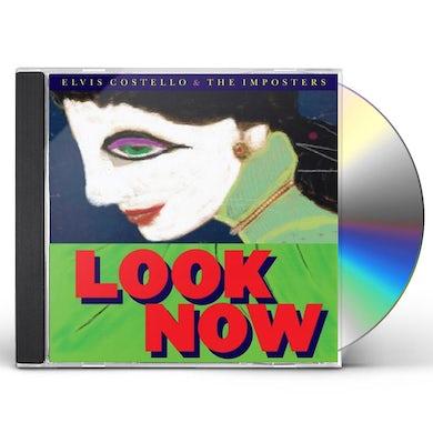 Elvis Costello LOOK NOW CD