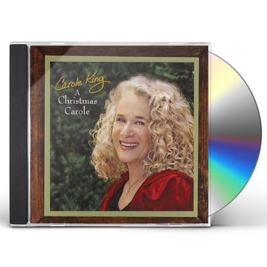 Carole King CHRISTMAS CAROLE CD