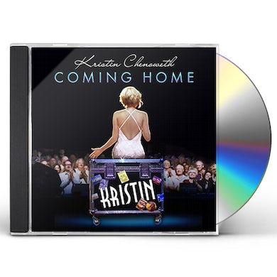 Kristin Chenoweth COMING HOME CD