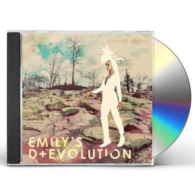 Esperanza Spalding EMILY'S D+EVOLUTION CD