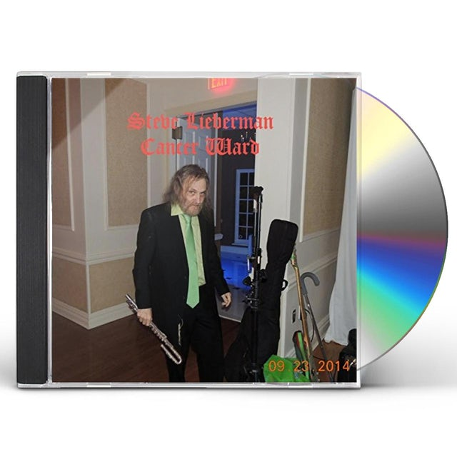 Steve Lieberman CANCER WARD CD