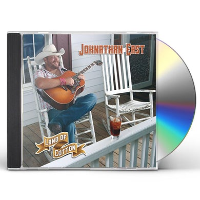 Johnathan East LAND OF COTTON CD