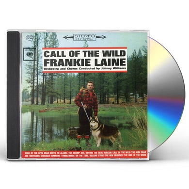 Frankie Laine CALL OF THE WILD CD