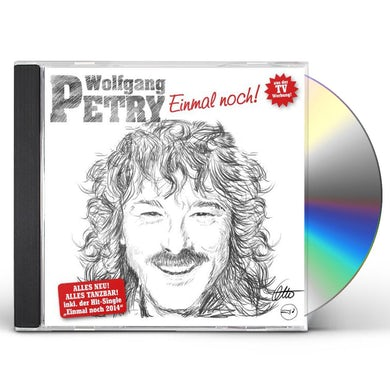 Wolfgang Petry EINMAL NOCH CD