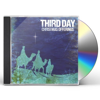 Third Day CHRISTMAS OFFERINGS CD