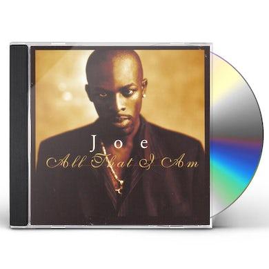 Joe ALL THAT I AM CD